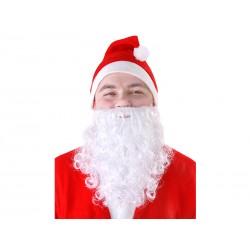 Kalėdų Senelio barzda, balta