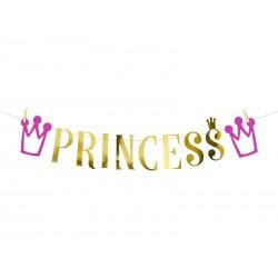 Girlianda Princess, 13.5x90 cm