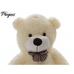 Baltas meškiukas 80 cm TEDDY