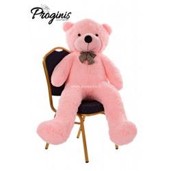 Rožinis meškiukas 140 cm TEDDY