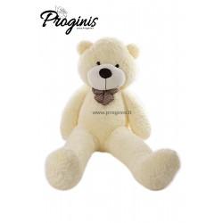 Baltas meškiukas 180 cm TEDDY