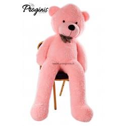 Rožinis meškiukas 200 cm TEDDY